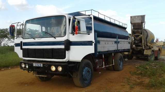 Camion Citerne Eau Camions Bus Coinafrique