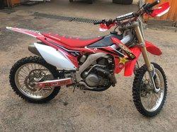 Motocross 450cm3 2013