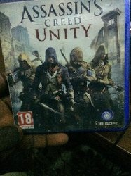 Jeu PS4 Assassins Creed Unity