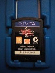 Disquette PS Vita