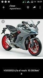 Ducati super sport 939