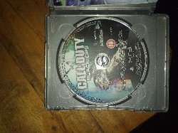 CD call of duty PS3