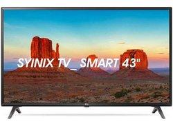 "TV Syinix smart / 43"""