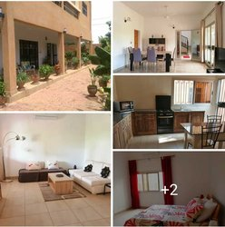 Location Villa 11 pièces - Niamey