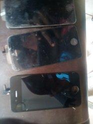 Ecran iPhone 4 sinple