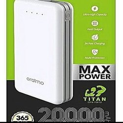 Oraimo Power Bank 20 000 MAh