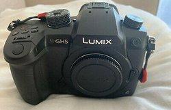 Appareil photo Lumix Gh5