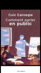 Livre : Comment parler en public (PDF)