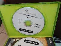 2 CD pour Xbox 360