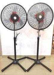 Ventilateur Néon double hélice à commande