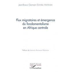 """Livre """"Flux migratoires et émergence du fondamentalisme en Afrique centrale"""""""