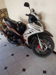 Rato moto 125 2019