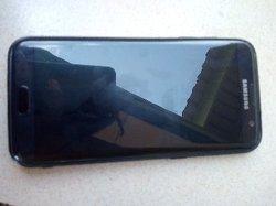 Samsung Galaxy S7 Edge noir - deux puces