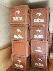 Caisses de boissons