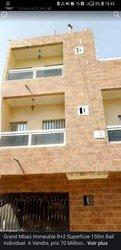 Vente Immeuble R+2 - Grand Mbao