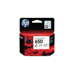 Cartouche HP 650 couleur