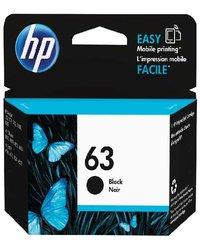 Encre HP 63 noire / promo