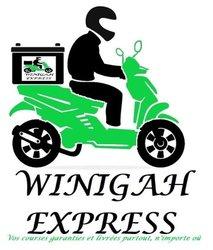 Coursier-livreur Winigah Express