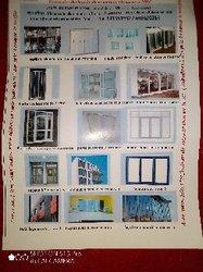 Menuiserie aluminium et vitrerie