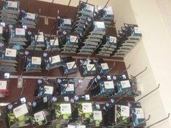 Cle USB et cartouche d'encre imprimante