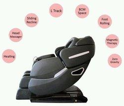 Fauteuil : séance de massage