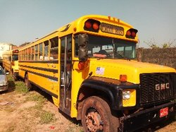 Location GMC School Bus
