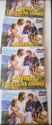 DVD La bible en dessins animés