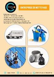 Offre de service de nettoyage