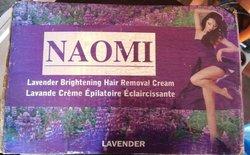 Crème épilatoire Naomi