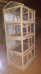 Cage à poules
