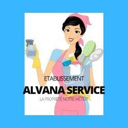 Service d'entretien maisons - bureaux  - lessive