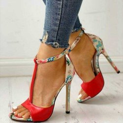 Chaussures à talons - ensemble