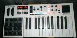 Piano Key Pad m-audio code 25
