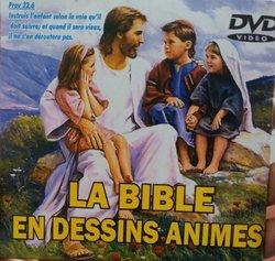 "DVD ""La bible en dessins animés"""