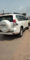 Location - Toyota Prado TCL