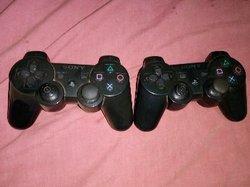 Manettes de PS3