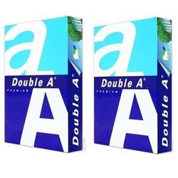 Ram de papier format A4 - double A - blanc - 02 pièces