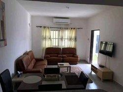 Location appartement meublé - cité houeyiho