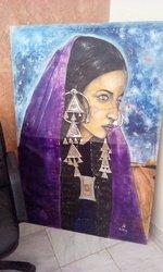 Peinture touareg