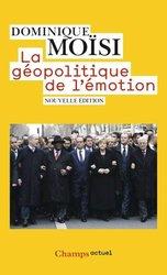 """Livre """"la géopolitique de l'émotion """" + 1 bonus"""