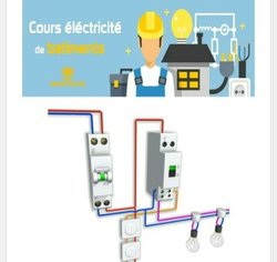 Travaux d'électricité