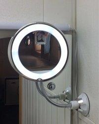 Miroir de maquillage