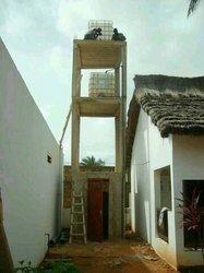 Service de construction de château d'eau