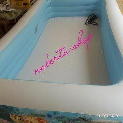 Piscine gonflable enfant - adulte