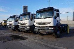 Renault Trucks Kerax 2015