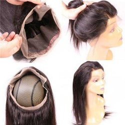 Closure lace frontale 360