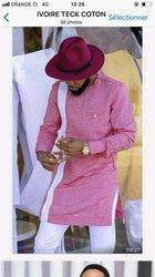 Tunique Homme
