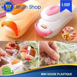 Promo soude plastique