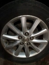 Recherche jante pour Toyota Camry 2009