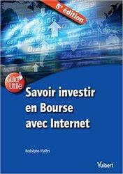 Livre - savoir investir en bourse avec internet